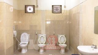 Proyek Cubicle Toilet PT INDO WORLD Mojokerto