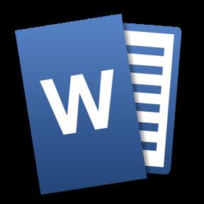 Word Processor Microsoft Word