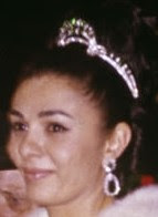 emerald diamond tiara iran princess soraya pahlavi empress farah diba