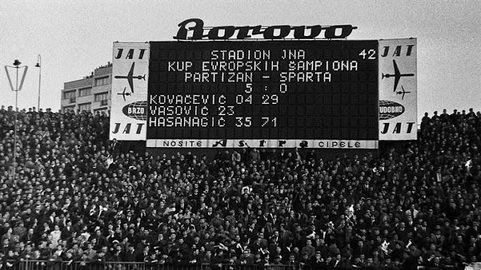 Partizan i Česi - Istorija na našoj strani! (VIDEO)