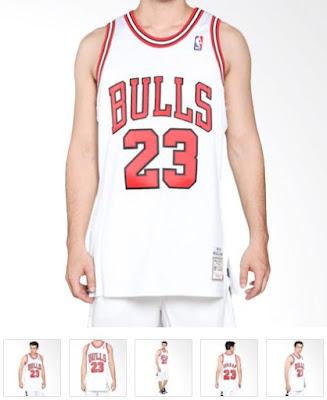 Jersey Basket Bulls
