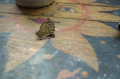 pin collection, enamel pin, northern craft