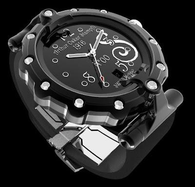 Arthur Oskar Stampfli Watch Limited Series