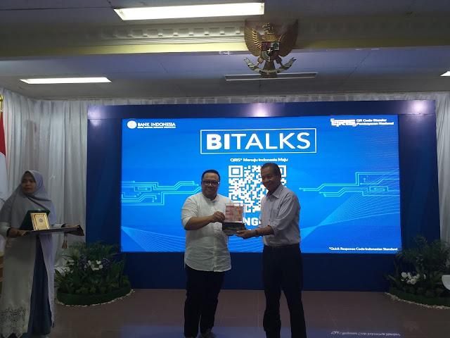BI Wilayah Sumut Kenalkan Pembayaran QRIS ke Setiap Kampus di Medan