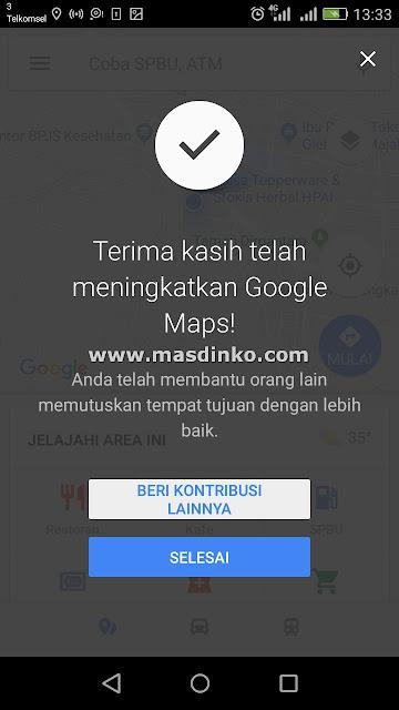 Mendaftarkan tempat bisnis ke google maps