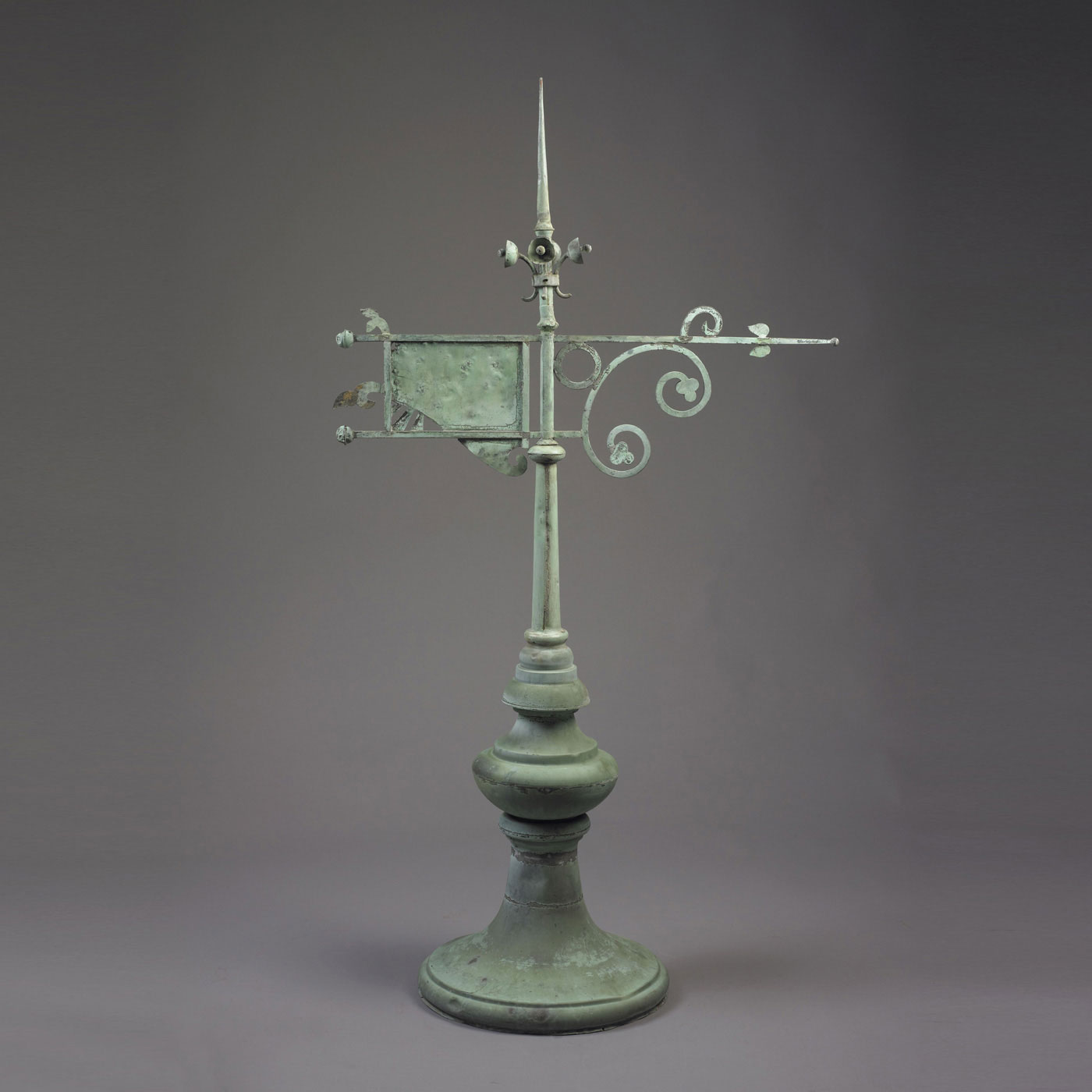 Vintage Weather Vane: Heir And Space: When Disaster Strikes