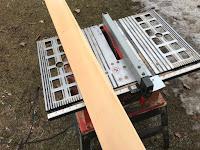 1 X 6 pine board