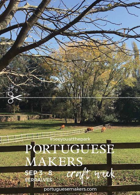 2ª Portuguese Makers Craft Week ruma a norte