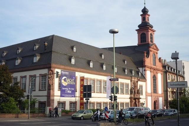 Icon Museum em Frankfurt