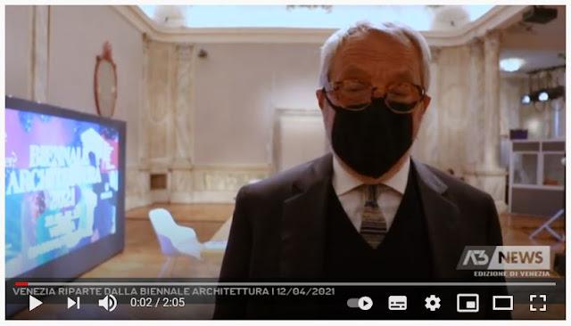 biennale architettura di Venezia 2021