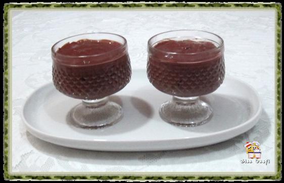 Creme de chocolate da Anete 1