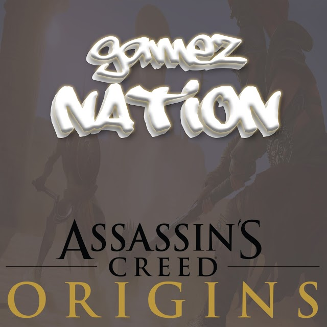 Back to the begining with Assassin's creed Origins