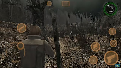 Download Resident Evil 4 Full Story APK v1 [Full Version] High Compress