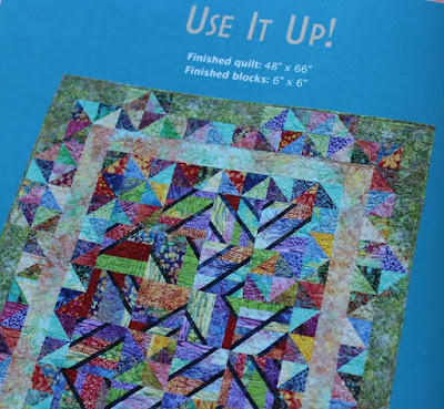 Use It Up! quilt pattern from Accent on Angles book