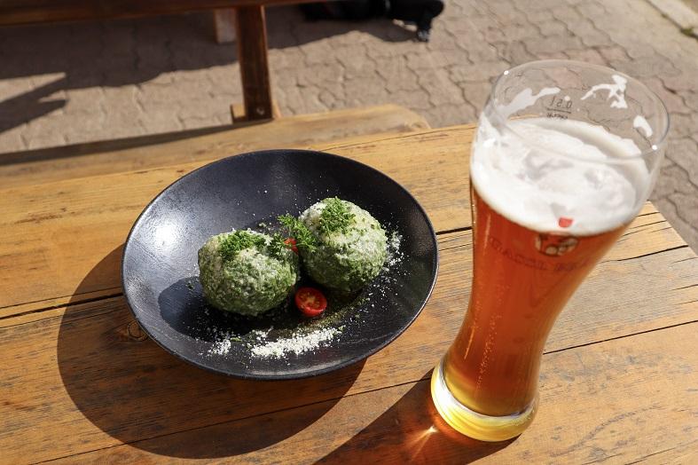 Pranzo al Rifugio Molignon sull'Alpe di Siusi