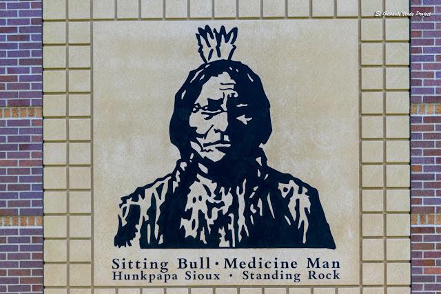 Toro Sentado, Akta Lakota Museum - Chamberlain, Dakota del Sur