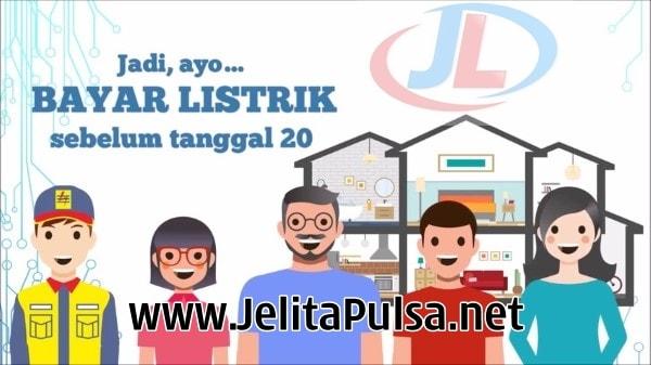 JelitaPulsa.net CV Cahaya Multi Sinergi Loket Pembayaran PPOB Online Tagihan Listrik PLN Terlengkap