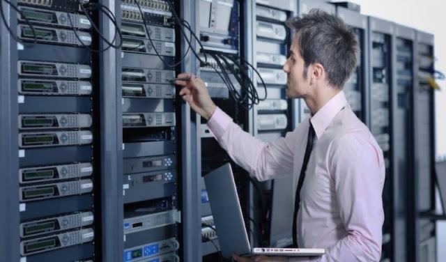 الإدارة عن بعد لخوادم Windows Server 2012