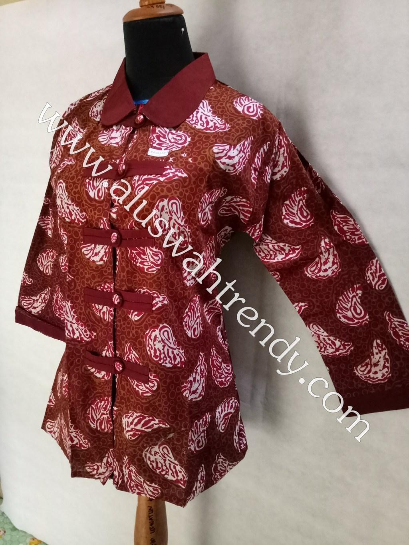 Blus Batik 026