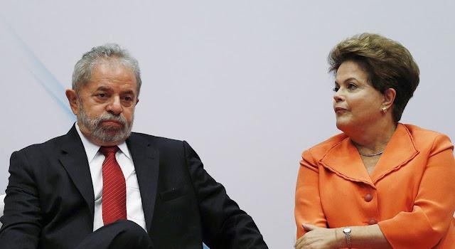 PT de Dilma e Lula sofre derrota vergonhosa...