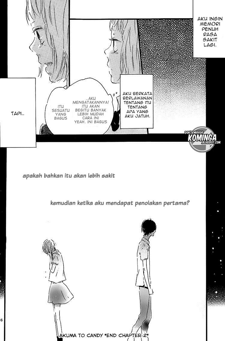 Dilarang COPAS - situs resmi www.mangacanblog.com - Komik akuma to candy 002 3 Indonesia akuma to candy 002 Terbaru 19|Baca Manga Komik Indonesia|Mangacan