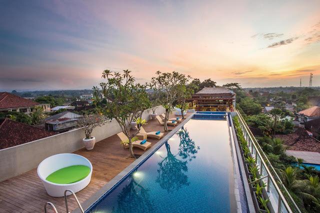 Hotel Bintang 3 Terbaik di Ubud Bali Indonesia