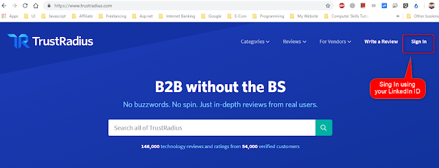 How To Earn From TrustRadius By Writing Software Reviews