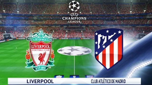 موعد مباراة ليفربول وأتلتيكو مدريد اليوم الأربعاء 2020/3/11 والتشكيل المتوقع في دوري أبطال أوروبا
