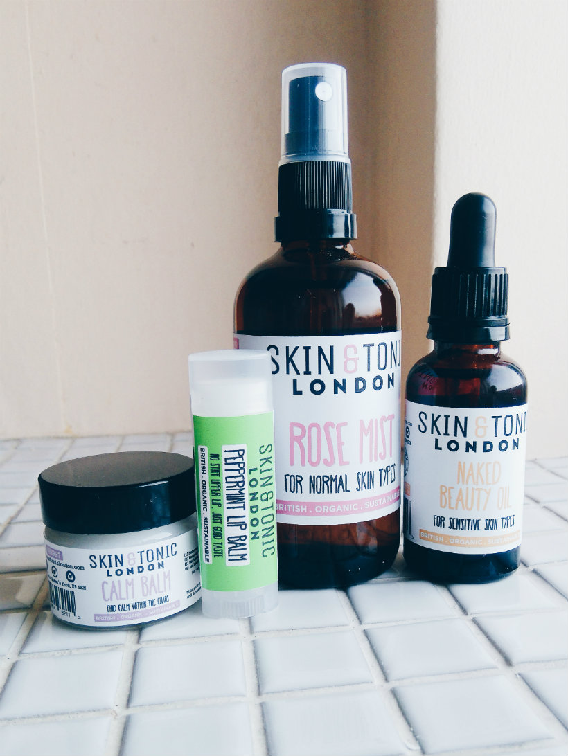 Skin & Tonic products
