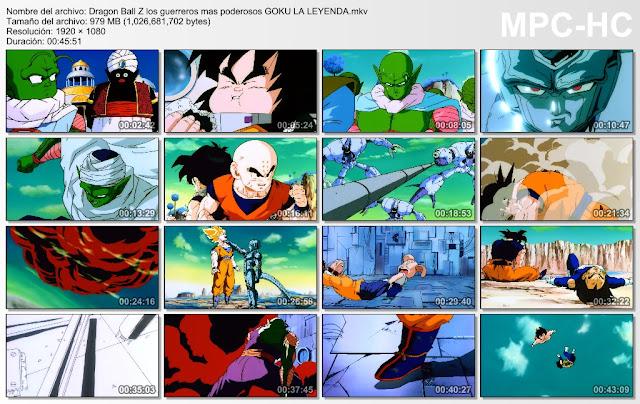 Descargar Dragon Ball Z Los Guerreros Mas Poderosos Mega y Mediafire