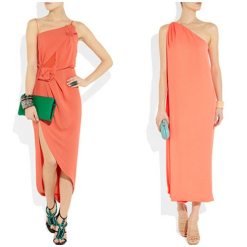 0b79975e189 Complementos para un vestido de boda rosa palo - Canal Chic