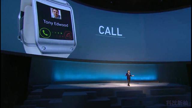 詳盡報導 SAMSUNG Galaxy Note 3、Note 10.1、 Galaxy Gear 發表會內容 Galaxy+Gear+-04