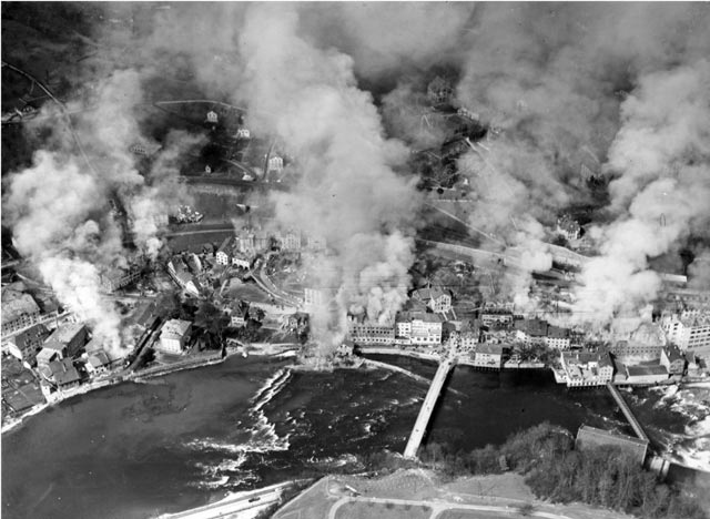 US Army Air Force bombed Schaffhausen in April 1944 worldwartwo.filminspector.com