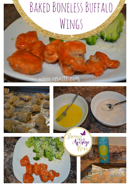 Erin Traill, Diamod Beachbody Coach, Baked Boneless Buffalo Wings, healthy swap, fit mom, weight loss, clean eating, 21 day fix recipe
