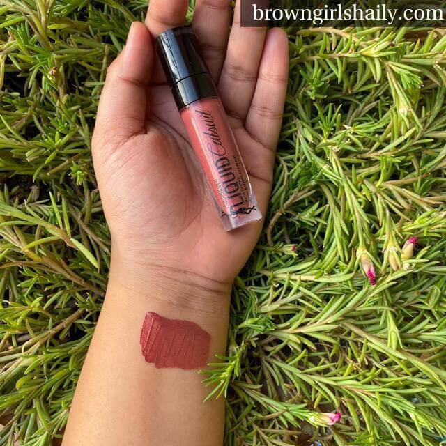 Wet n Wild Catsuit Lipstick- Give Me Mocha Review