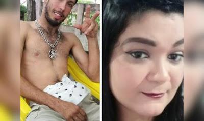Casal é brutalmente assassinado na frente da criança, na zona rural de Queimadas