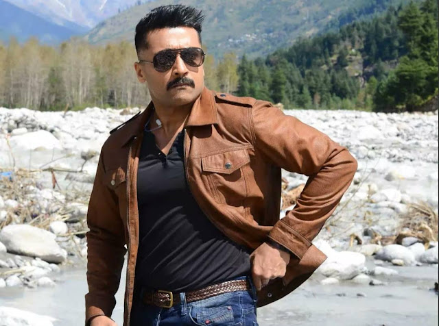 Tamil Actor SURYA Movie Kaappaan Surya Birthday  tamilmoviesreviews.com