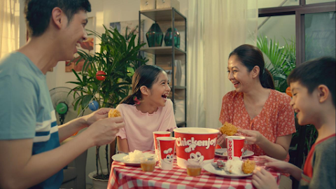 Jollibee Reminds Us To Be Thankful for our Families and Loved Ones in Latest Short Video