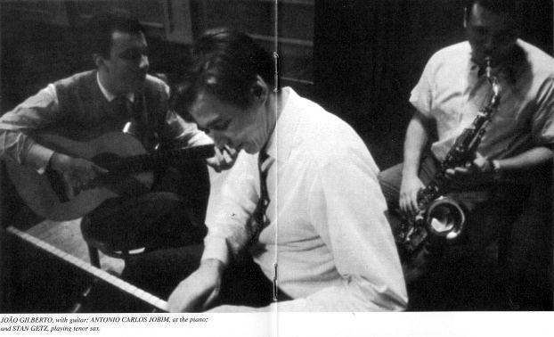 www ViciAudio pt: A rodar: Stan Getz & João Gilberto - Getz