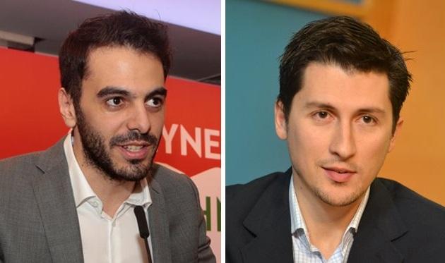 Κίνημα Αλλαγής: Πρώτοι Χριστοδουλάκης - Χρηστίδης στη νέα Κεντρική Επιτροπή