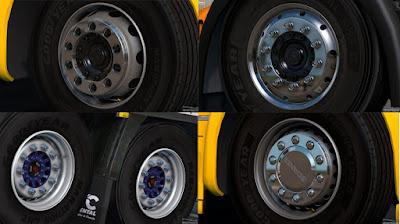 Abasstreppas Wheelpack 3.0 Update ETS2 v1.37