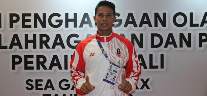 Anak TKI yang Sukses Kibarkan dan Harumkan Merah Putih di SEA Games 2019