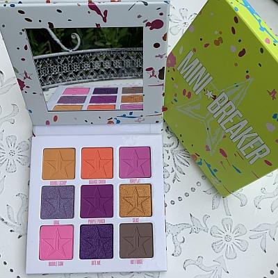 Jeffree Star Cosmetics: Minibreaker-Palette