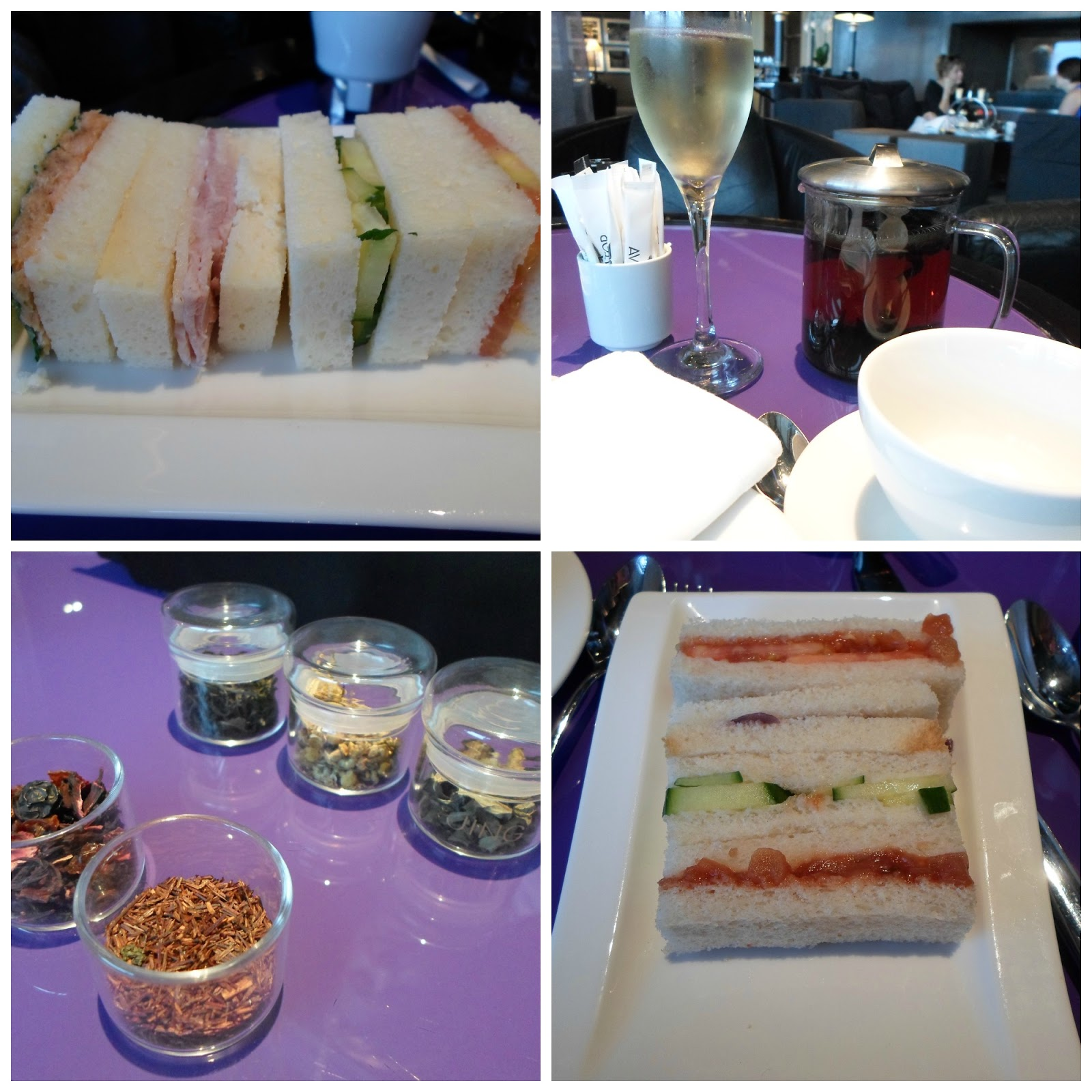Afternoon Tea: Vegan and Gluten Free at The Aviator Hotel in Farnborough