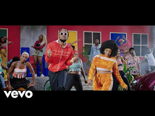 VIDEO| Simi X Patoranking ~ Jericho|[official mp4 video]