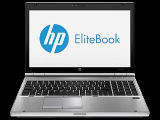 HP EliteBook 8570P laptop