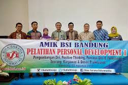 Pendaftaran Mahasiswa Baru (AMIK BSI Bandung-Jawa Barat) 2021-2022