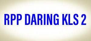 Download RPP Daring Kelas 2  Semester 1 Untuk SD/MI