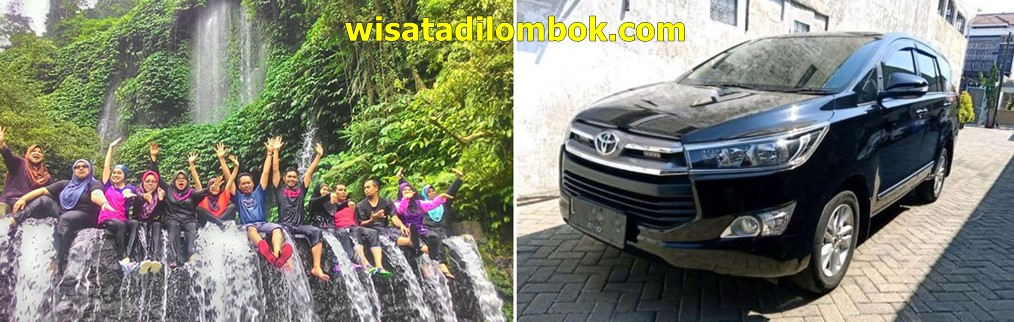 Jasa Sewa Mobil Innova Lombok