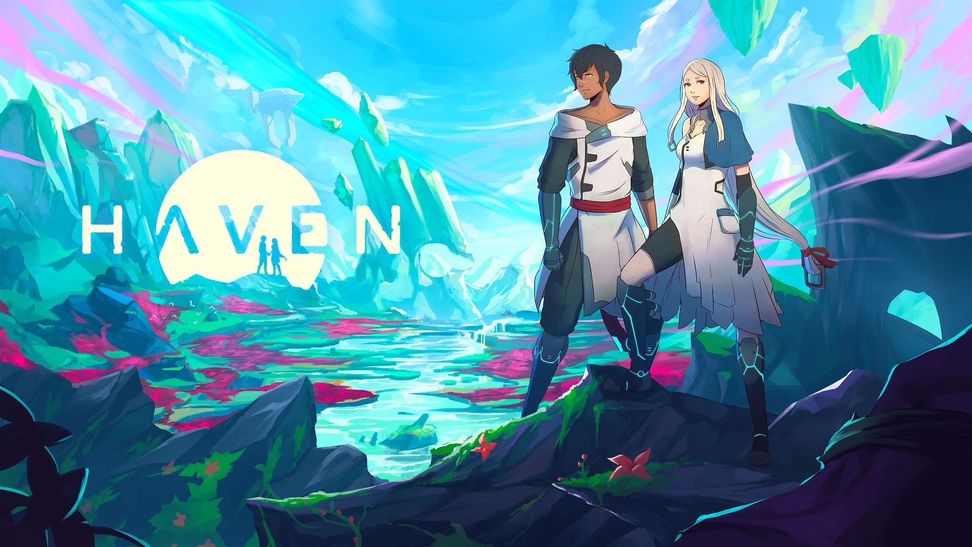 Glide over the plains and fight for love in Haven, Available today